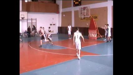 Steal by Z. Stefanov vs Lokomotiv