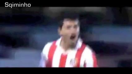 Sergio Kun Aguero - Skills