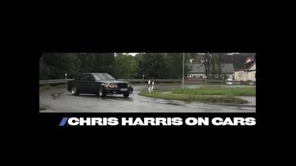 Mercedes W124 coupe ///amg - Chris Harris