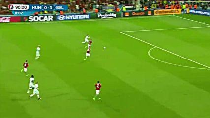 26.06.16 Унгария - Белгия 0:4 * Евро 2016 *