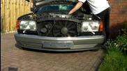 Mercedes-benz 560 Sel Hpf Hydropneumatische Federung W126 S-klasse