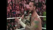 Cm Punk vs Mark Henry - No Dq match for the Wwe Championship - Raw Supershow