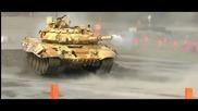 Летящият руски танк - T 90 Ms