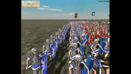 Rome Total War Online Battle #6 Rome vs Rome