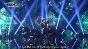 298.1014-9 Infinite - The Eye, Music Bank E857 (141016)