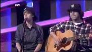 Justin Bieber - Baby Live in Studio 5 in Uk 19032010