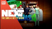 NEXTTV 031: The Sims 4: Get to Work ревю