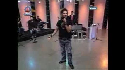 Ahmet Yigit - Bu Askim Bitmez Canli Yayin Kanal Avrupa Sade Shovda 02.01.09 Www.ahmetyigit.de.