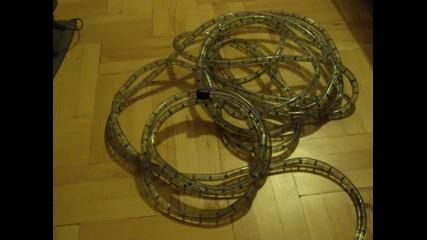 безцветно въже