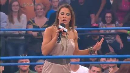 Велвет Скай Се Завръща - Impact Wrestling - 06.12.12