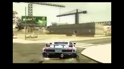 Nfs Most Wanted Police Chase Part 1(tva ne sum az)