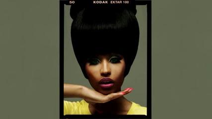 Превод* Nicki Minaj - Right Thru Me