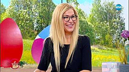 "Росен Плевнелиев разказва за инициативата им с Деси Банова-Плевнелиева - ""Платформата"""
