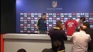 Атлетико Мадрид се готви здраво за Леванте