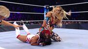 Carmella vs. Zelina Vega – Queen's Crown Semifinals Match: SmackDown, Oct. 15, 2021