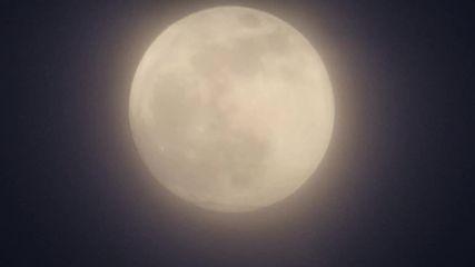 Кървава Луна над Разград