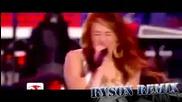 Video Miley Cyrus vs Selena Gomez - Naturally I See You Again