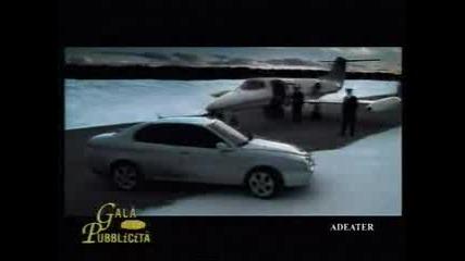 Alfa Romeo 166 Rusia Commercial