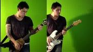 Godsmack - Crying Like a Bitch (guitar Cover)