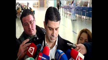 Гонзо: Не трябва да грешим с централния нападател