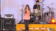 Selena Gomez • Naturally • Live on Good Morning America