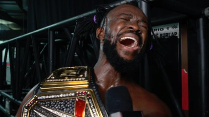 Kofi Kingston on cloud nine after defeating Randy Orton: WWE.com Exclusive, Sept. 15, 2019
