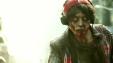 Страшно зомби атакува Корея