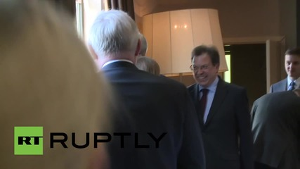 Russia: Lavrov and Kerry hold bilateral talks in Sochi