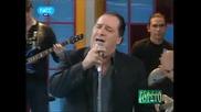 [превод] Vasilis Karras - Kati Mou Kriveis - live