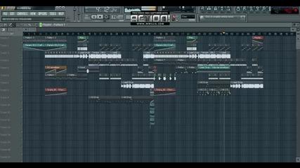 Tomsize & Simeon - Slender (mg Remix) Fl Studio