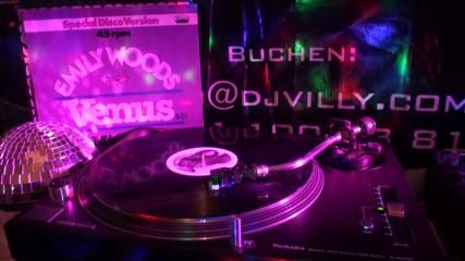 Emily Woods - Venus 12-vinyl Record Disco Classics