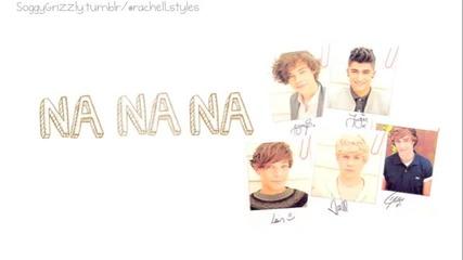 [ Превод+ Lyrics] One Direction- Na Na Na