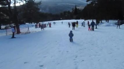 Бобо скиинг 2