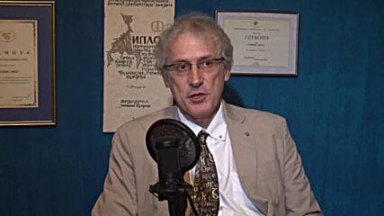 Николай Гочев в Дискурси с Ивайло Цветков