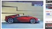 Ferrari Sergio Debuts At 2015 Geneva Motor Show