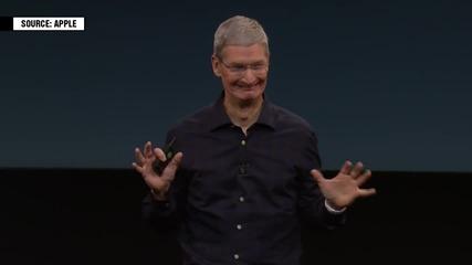 Това е iPad Air 2