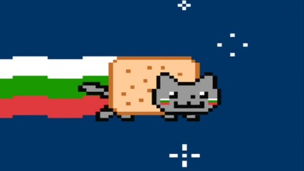 Bulgarian Nyan Cat (original)