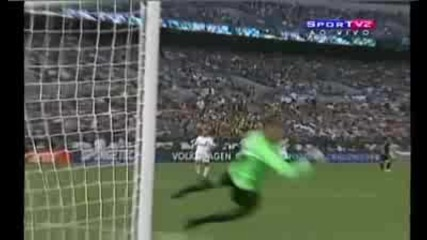 Chelsea 1:0 Milan [drogba Goal]