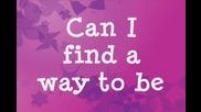 Hannah Montana - Every Part Of Me Full Shq Cd Rip (lyrics on screen + download)
