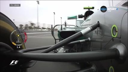 Първа свободна тренировка в Бахрейн, Формула 1, сезон 2016