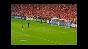 Челси шампион на Ш Л след дузпи ! Байерн Мюхен 1 - 1 Челси (3:4 за дузпите)