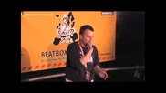 Beatbox Battle Convention 2008 , Dhap - Italy 2