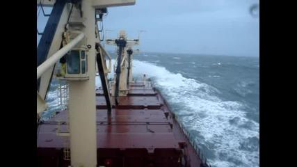 Морето Обича смелите !