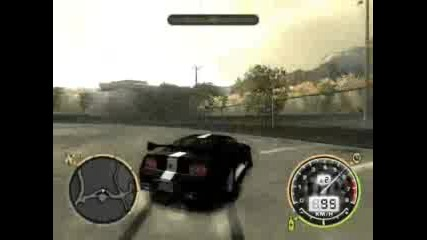 Mostwanted Fordmustang Gt Drift