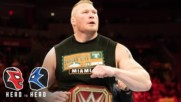 Is Brock Lesnar a good Universal Champion?: WWE Head to Head