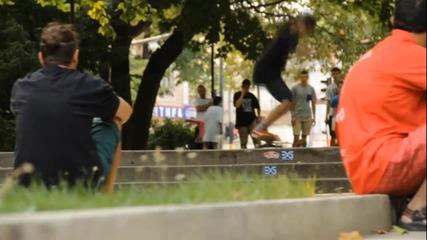 Международен ден на скейтборда във Варна 21.06.2015