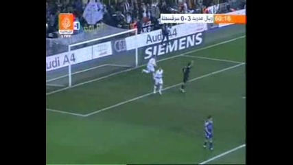 Гол На Roberto Carlos[real Madrid]