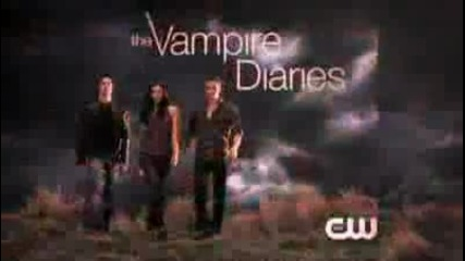 The Vampire Diaries season 2 epizode 14 Crying Wolf Promo