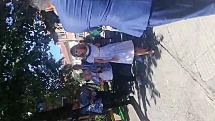 Дамите от ГЕРБ поднесоха венец пред паметната плоча в хана на Тома Кацигра в Първенец