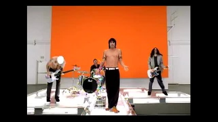 Red Hot Chili Peppers - Can t Stop (video)